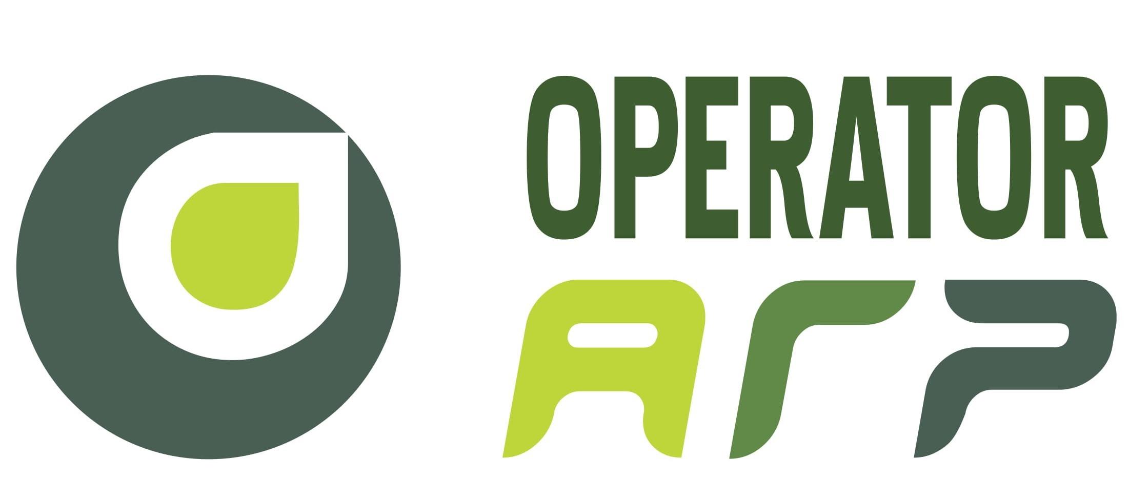 Logotyp Operator ARP